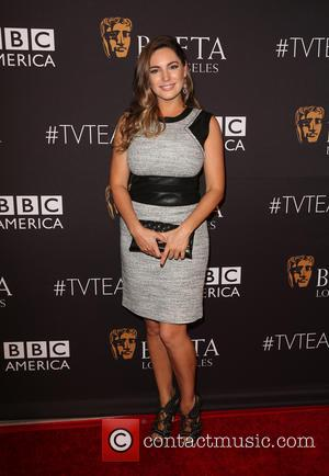 Kelly Brook - BAFTA Los Angeles TV Tea 2015 at the SLS Hotel - Arrivals at SLS Hotel - Beverly...