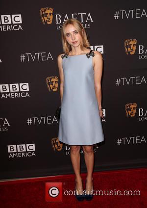Zoe Kazan - BAFTA Los Angeles TV Tea 2015 at the SLS Hotel - Arrivals at SLS Hotel - Beverly...