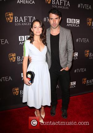 Tatiana Maslany and Tom Cullen