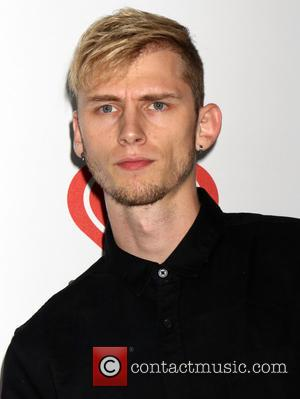 Machine Gun Kelly - IHeart Radio Music Festival 2015 held at MGM Grand Garden Arena inside MGM Grand Hotel &...