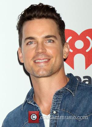 Matt Bomer - IHeart Radio Music Festival 2015 held at MGM Grand Garden Arena inside MGM Grand Hotel & Casino...