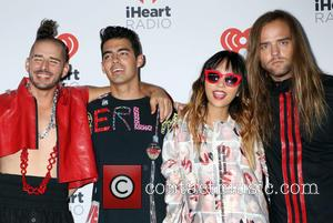 Joe Jonas and DNCE