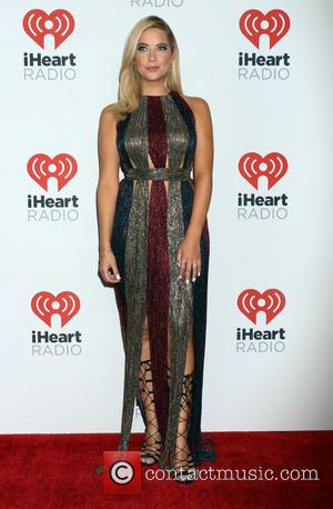 Ashley Benson - IHeart Radio Music Festival 2015 held at MGM Grand Garden Arena inside MGM Grand Hotel & Casino...