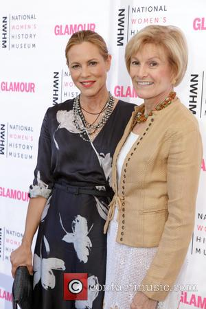 Maria Bello and Joan Wages