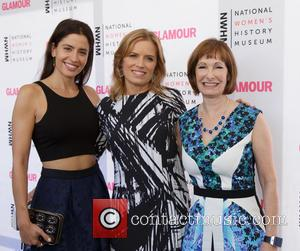 Mercedes Mason, Kim Dickens and Gale Anne Hurd