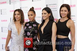 Ana Ortiz, Dania Ramerez, Edy Ganem and Mercedes Mason