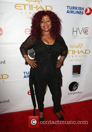 Chaka Khan - Face Forward's 6th Annual 'Moulin Rouge' Inspired Gala - Arrivals at Millennium Biltmore Hotel - Los Angeles,...