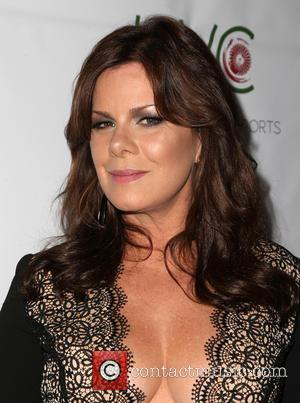 Marcia Gay Harden - Face Forward's 6th Annual 'Moulin Rouge' Inspired Gala - Arrivals at Millennium Biltmore Hotel - Los...