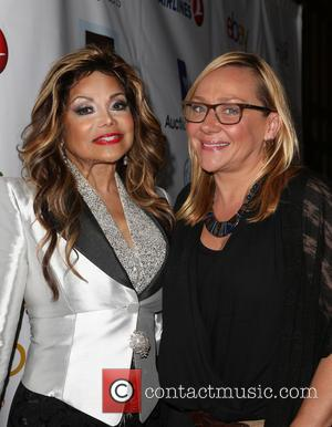 La Toya Jackson , Nicole Sullivan - Face Forward's 6th Annual 'Moulin Rouge' Inspired Gala - Arrivals at Millennium Biltmore...