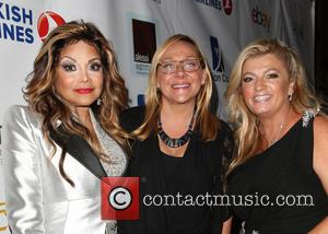 La Toya Jackson, Nicole Sullivan , Juliette Harris - Face Forward's 6th Annual 'Moulin Rouge' Inspired Gala - Arrivals at...