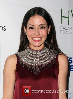 Emmanuelle Vaugier - Face Forward's 6th Annual 'Moulin Rouge' Inspired Gala - Arrivals at Millennium Biltmore Hotel - Los Angeles,...