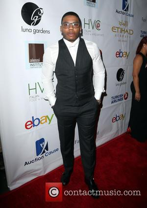 Nelly - Face Forward's 6th Annual 'Moulin Rouge' Inspired Gala - Arrivals at Millennium Biltmore Hotel - Los Angeles, California,...