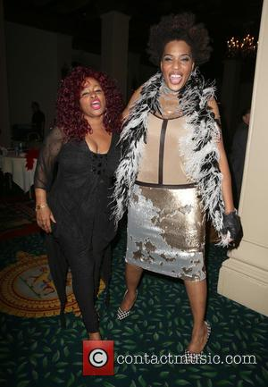 Chaka Khan , Macy Gray - Face Forward's 6th Annual 'Moulin Rouge' Iinspired Gala - Inside at Millennium Biltmore Hotel...