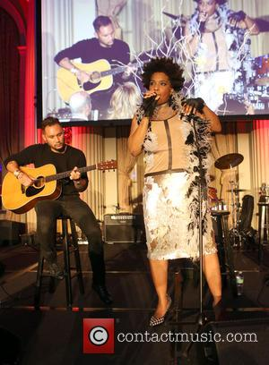 Macy Gray - Face Forward's 6th Annual 'Moulin Rouge' Iinspired Gala - Inside at Millennium Biltmore Hotel - Los Angeles,...