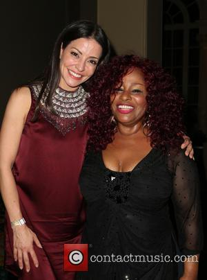 Emmanuelle Vaugier , Chaka Khan - Face Forward's 6th Annual 'Moulin Rouge' Iinspired Gala - Inside at Millennium Biltmore Hotel...