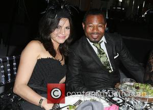 Lana Parrilla and Shane Mosley