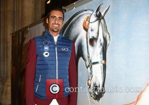 Springsteen and Sheikh Ali Bin Khalid Al Thani