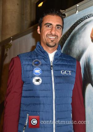 Sheikh Ali Bin Khalid Al Thani - Jessica Springsteen competing at the Vienna Masters - Vienna, Austria - Saturday 19th...