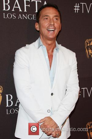 Bruno Tonioli - BAFTA Los Angeles TV Tea 2015 held at SLS Hotel - Arrivals at SLS Hotel - Los...