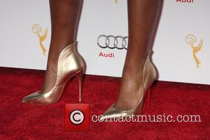 Teyonah Parris - Emmy Performer Nominess Reception 2015 at Pacific Design Center - West Hollywood, California, United States - Saturday...