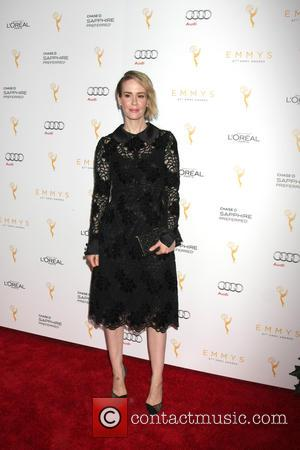 Sarah Paulson - Television Academy's celebration for the 67th Emmy Award nominees for outstanding performances at Pacific Design Center -...