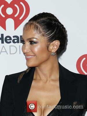 Jennifer Lopez - iHeartRadio Music Festival 2015 at the MGM Grand Garden Arena - Day 2 - Arrivals at MGM...