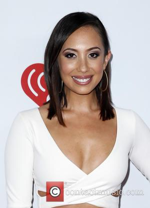 Cheryl Burke - iHeartRadio Music Festival 2015 at the MGM Grand Garden Arena - Day 2 - Arrivals at MGM...