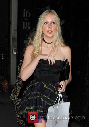Diana Vickers - London Fashion Week Spring/Summer 2016 - PPQ - Catwalk show at The Vinyl Factory at London Fashion...