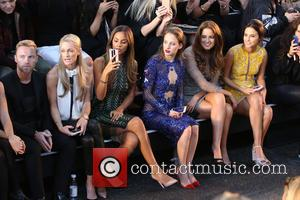 Ronan Keating, Storm Uechtritz, Rochelle Humes, Rosie Fortescue, Binky Felstead and Lucy Watson