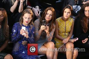 Rosie Fortescue, Binky Felstead and Lucy Watson