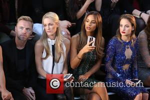 Ronan Keating, Storm Uechtritz, Rochelle Humes and Rosie Fortescue