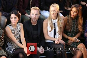 Ronan Keating, Storm Uechtritz, Rochelle Humes and Andrea Corr