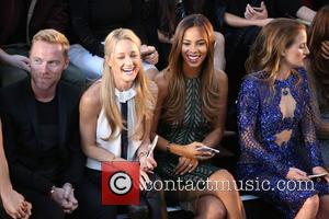 Ronan Keating, Storm Uechtritz and Rochelle Humes