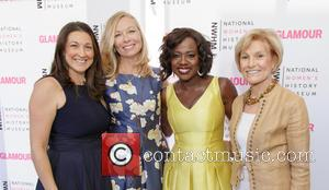 Elana Pianko-ginsburg, Susan Whitting, Viola Davis and Joan Wages