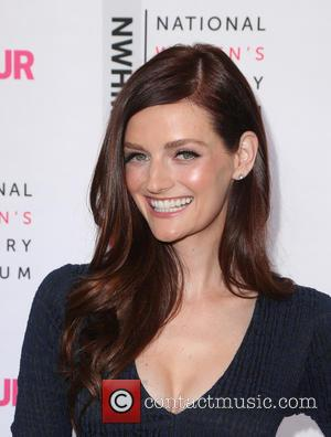 Lydia Hearst - National Women's History Museum presents the 4th Annual Women Making History Brunch - Arrivals at Skirball Cultural...