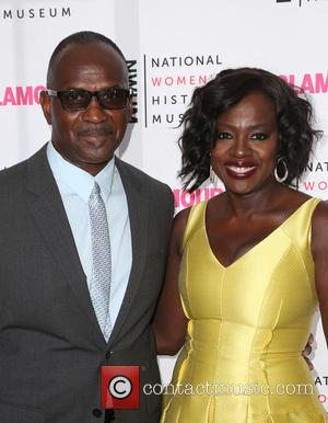 Viola Davis , Julius Tennon - National Women's History Museum presents the 4th Annual Women Making History Brunch - Arrivals...