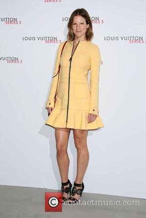 Kate Sumner - London Fashion Week - Louis Vuitton series 3 Exhibition Launch Party - Arrivals at London Fashion Week...