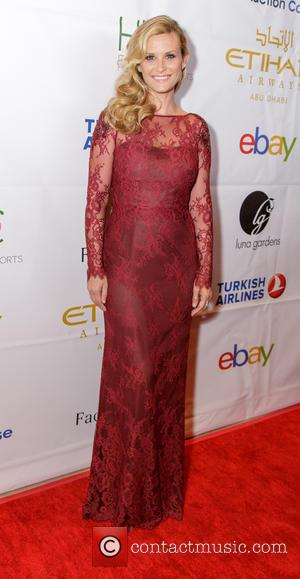 Bonnie Sommerville - Face Forward's 6th Annual Moulin Rouge inspired Gala - Arrivals at Millennium Biltmore Hotel - Los Angeles,...