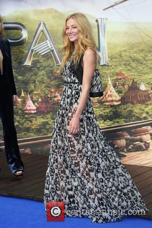 Clara Paget - Pan World Premiere held at Leicester Square - Arrivals - London, United Kingdom - Sunday 20th September...