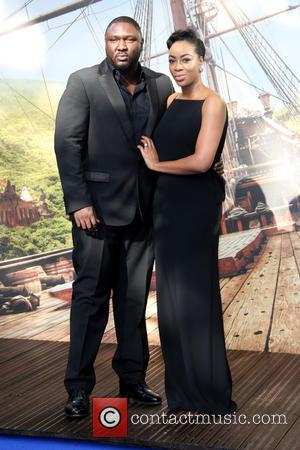 Nonso Anozie - Pan World Premiere held at Leicester Square - Arrivals - London, United Kingdom - Sunday 20th September...