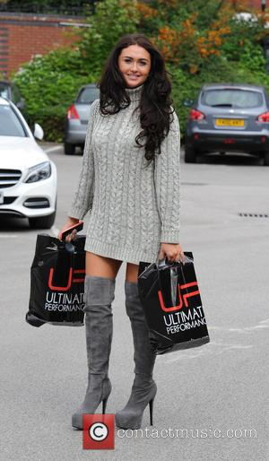 Charlotte Dawson - Celebrities arrive at The Old Granada Studios Manchester for the opening of Ultimate Performance Gym at Granada...