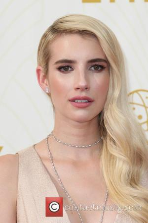 Emma Roberts - 67th Annual Emmy Awards at Microsoft Theatre at Microsoft Theatre, Emmy Awards - Los Angeles, California, United...