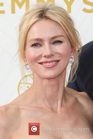 Naomi Watts - 67th Annual Emmy Awards at Microsoft Theatre at Microsoft Theatre, Emmy Awards - Los Angeles, California, United...