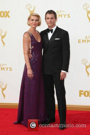 Claire Danes , Hugh Dancy - 67th Annual Emmy Awards at Microsoft Theatre at Microsoft Theatre, Emmy Awards - Los...