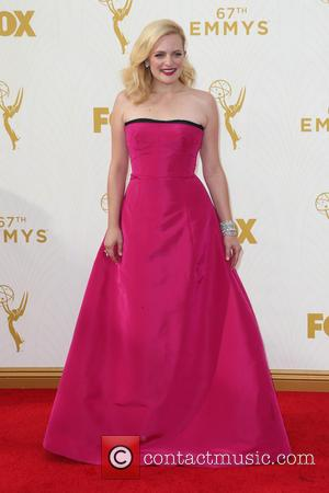 Elisabeth Moss - 67th Annual Emmy Awards at Microsoft Theatre at Microsoft Theatre, Emmy Awards - Los Angeles, California, United...