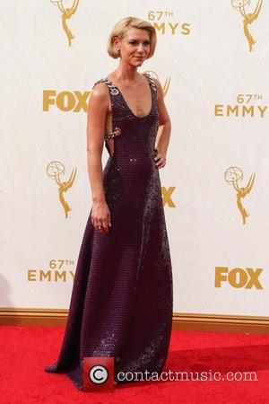 Claire Danes - 67th Annual Emmy Awards at Microsoft Theatre at Microsoft Theatre, Emmy Awards - Los Angeles, California, United...