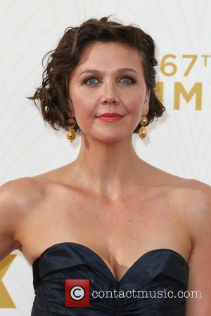 Maggie Gyllenhaal - 67th Annual Emmy Awards at Microsoft Theatre at Microsoft Theatre, Emmy Awards - Los Angeles, California, United...