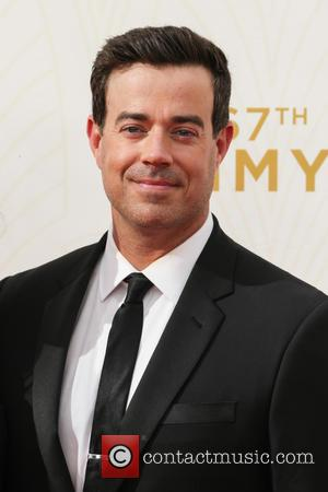 Carson Daly - 67th Annual Emmy Awards at Microsoft Theatre at Microsoft Theatre, Emmy Awards - Los Angeles, California, United...