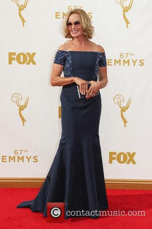 Jessica Lange - 67th Annual Emmy Awards at Microsoft Theatre at Microsoft Theatre, Emmy Awards - Los Angeles, California, United...
