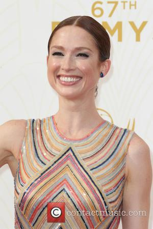 Ellie Kemper - 67th Annual Emmy Awards at Microsoft Theatre at Microsoft Theatre, Emmy Awards - Los Angeles, California, United...